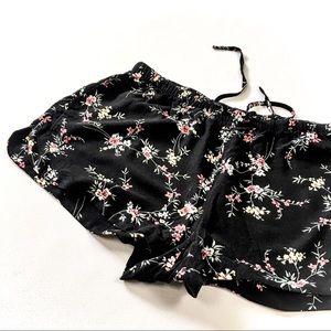Short Floral Beach Shorts